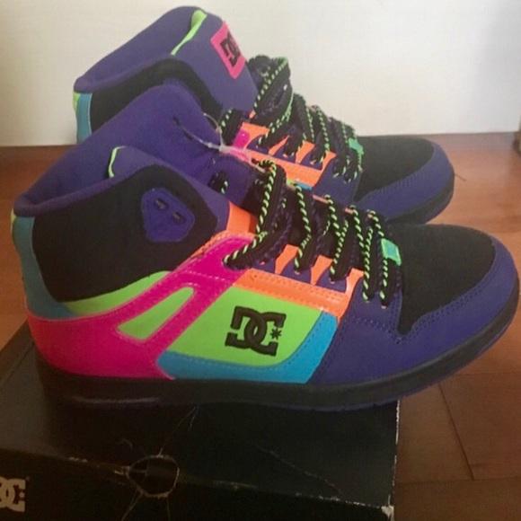 DC Shoes | Shoes Retro Multicolor